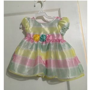 NWOT George infant formal dress